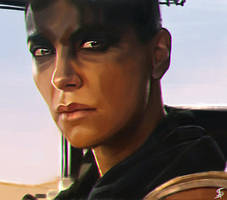 Furiosa - Mad Max Fury Road by TheSig86