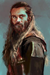 Rollo - Vikings by TheSig86