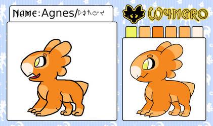 Wyngro: Agnes by Ocxin
