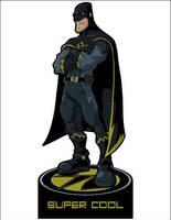 SuperHeroes: Super Cool by eikonik