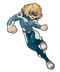 SuperHeroes: Guts Girl by eikonik
