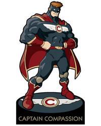 SuperHeroes: Cap Compassion by eikonik