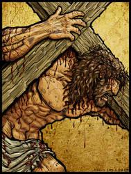 Jesus by eikonik