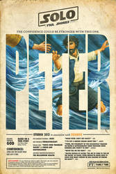 Peter: On the Water with Jesus by eikonik