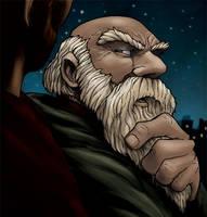 Nicodemus: Be Born Again by eikonik