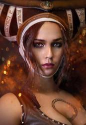 Sheala De Tancarville by MariyaNegoduet