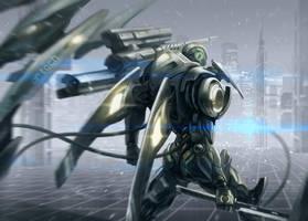 War machine by Aroonna
