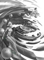 Super Hologram Machine WIP by Aroonna