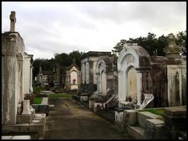 Old Metairie Cemetery by SalemCat