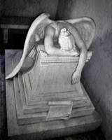 Angel of Grief by SalemCat