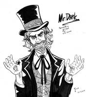 Mr. Dark-Something Wicked This Way Comes by killer-kay-james
