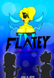 Blueberry Flatey IV (Hero's Arrive) Trailer 2# by LuckyEmerald269