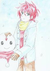 Winter Chrono by clouchan