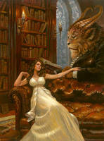 Beauty and the Beast by AaronMiller