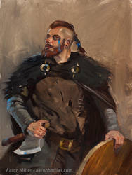 Viking Study by AaronMiller