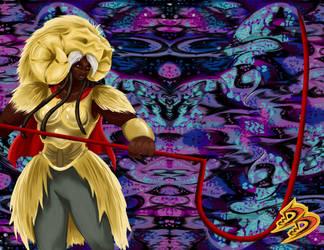 Serket, goddess of Scorpions! by DeitysDecree