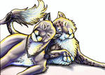 Quality Time is Cuddle Time by Thunderflight