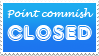 Point Commissions Closed by Thunderflight