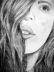 Self Portrait by Thunderflight