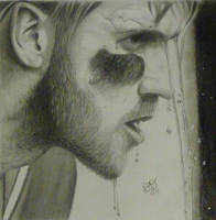 Drawing Bryce Harper by cdudley25