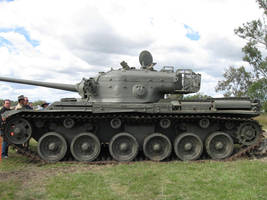 Centurion tank by RedtailFox