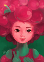 Wildberry Princess by FoxyKitsuChan