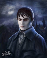 Barnabus Digital Painting Portrait by ForrestImel