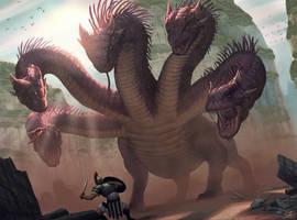 Hydra by ForrestImel