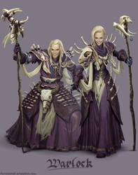 Warlock by ForrestImel