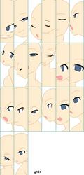 Battle faces by grangerpixel