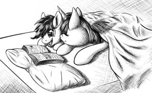 TwiDash under blanket by furor1
