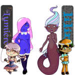 The Monster Girls by LordNobleheart
