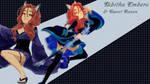 Tabitha's Sweet Raven Wallpaper by LordNobleheart