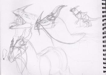 War Beasts by Hellsingswinged