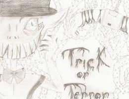 Halloween by TheShyestNinja