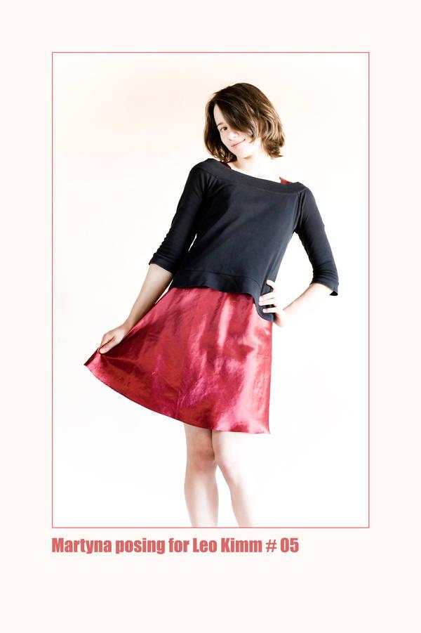Red silk. by Anytram