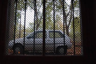 Encaged Car by Anytram