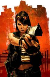 Jennifer Blood by Adrianohq