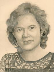 Mrs Manggala by jmanggala