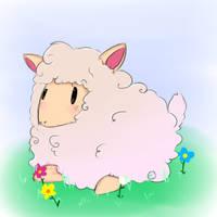 A sheep by digi775