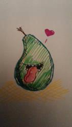 Pear-nom! by Rozzi-dk
