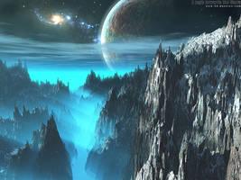 A Path Towards The Stars by 3DPassionV3
