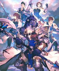 Setus,the Beastblade-Evolved by koutanagamori