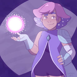 Glimmer by summer-draws