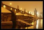 Night Prague III by semik
