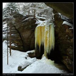 Ice-Fall - Velky ledovy sloup by semik