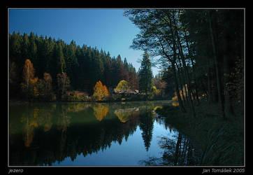Pond caled loch by semik