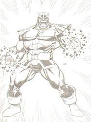 Thanos by LakLim