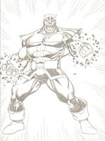 Thanos by LakLim