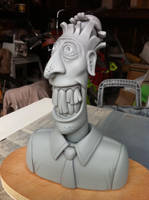 Banana Head Sculpt by freeny